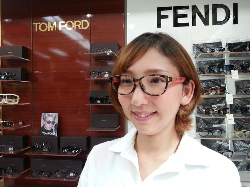 online retailer 4389d c0bcf 津山の金さん漫遊記: フェンディーのサングラスとメガネを選ばれ ...