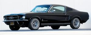 Mustangfastback